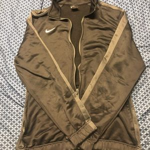 Black Nike Performance Jacket